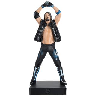 AJ Styles: WWE Championship Figurine: Hero Collector