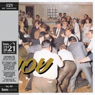 Joy As an Act of Resistance. (hmv Exclusive): The 1921 Centenary Edition Oxblood Vinyl