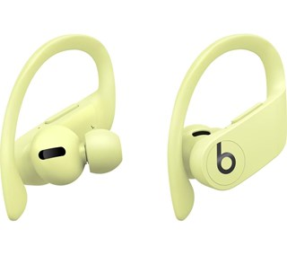 Beats By Dr Dre Powerbeats Pro True Wireless Yellow Earphones
