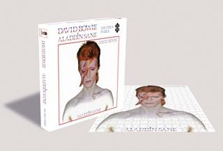 David Bowie: Aladdin Sane: 500 Piece Jigsaw Puzzle