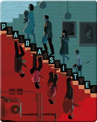 Parasite Limited Edition Blu-ray Steelbook