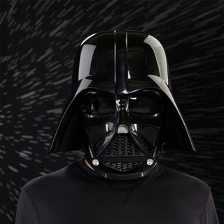 Darth Vader Electronic Helmet: Star Wars Black Series