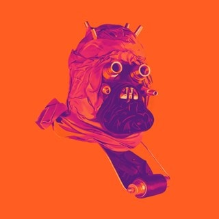 Tusken Raider Dakota Randall Star Wars Art Print