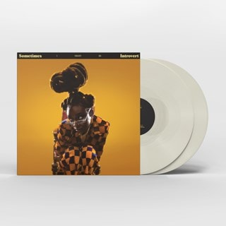 Sometimes I Might Be Introvert - Milky Clear Vinyl