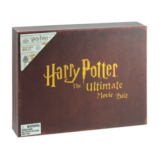 Harry Potter Ultimate Movie Quiz (online only)