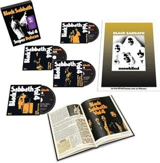 Vol. 4  - Super Deluxe