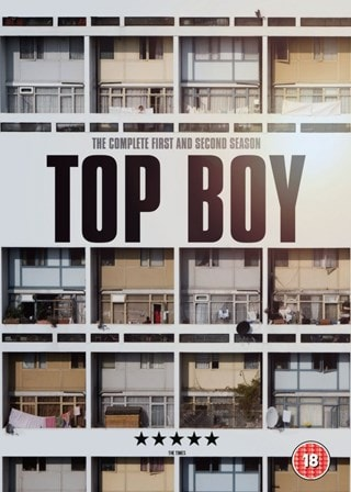 Top Boy: Season 1 and 2
