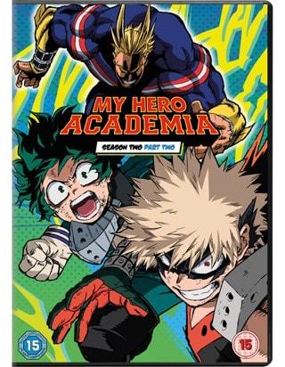 My Hero Academia: Season Two, Part Two
