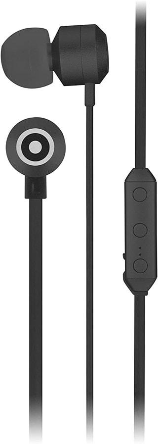 Kitsound Ribbons Black Bluetooth Earphones