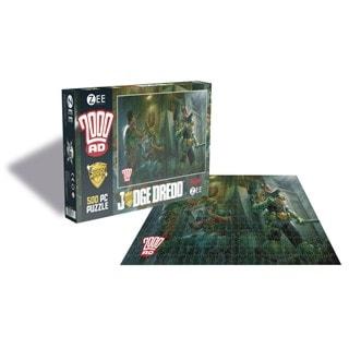 2000 AD: Judge Dredd 500 Piece Jigsaw Puzzle