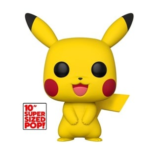 "Pikachu 10"" (353) Pokemon Pop Vinyl"