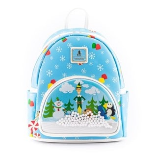 Elf Buddy And Friends Mini Loungefly Backpack