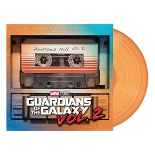 Guardians of the Galaxy: Awesome Mix, Vol. 2 - Orange Vinyl