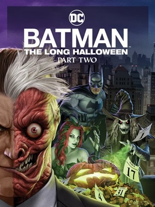 Batman: The Long Halloween Part Two - Limited Edition Steelbook