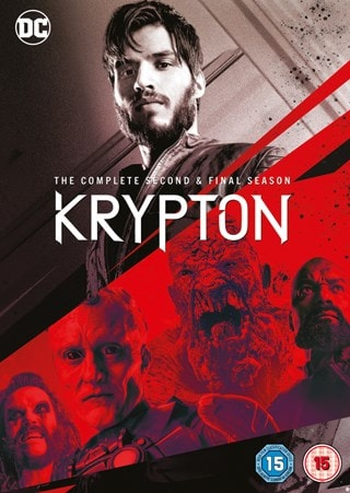 Krypton: The Complete Second & Final Season