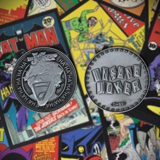 Joker: DC Comics Limited Edition Coin