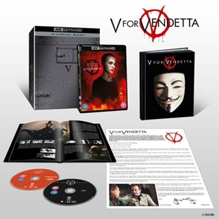 V for Vendetta - Ultimate Collector's Edition