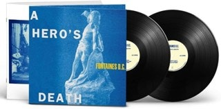 A Hero's Death - Deluxe 45rpm Cut Double-LP