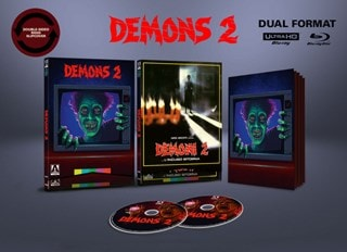 Demons 2 Limited Collector's Edition