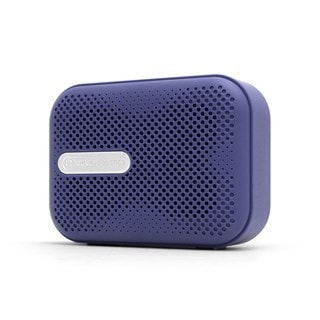 Muve Acoustic Box Blue Bluetooth Speaker