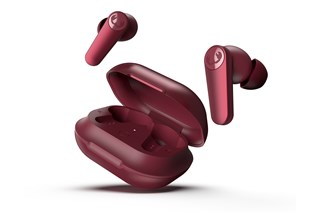 Fresh N Rebel Twins ANC Ruby Red Active Noise Cancelling True Wireless Bluetooth Earphones