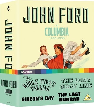 John Ford at Columbia 1935-1958