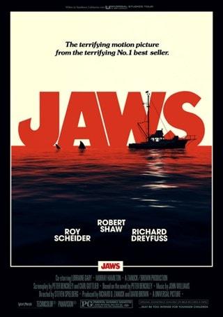 Jaws: Matt Ferguson Movie Poster