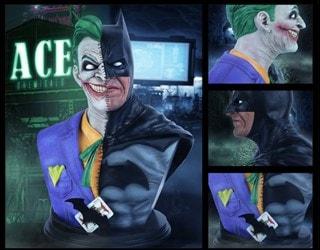 Batman and the Joker Collectible Bust