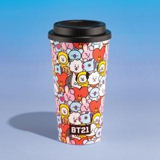 BT21: Character Travel Mug