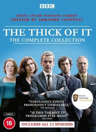 The Thick of It: Complete Collection