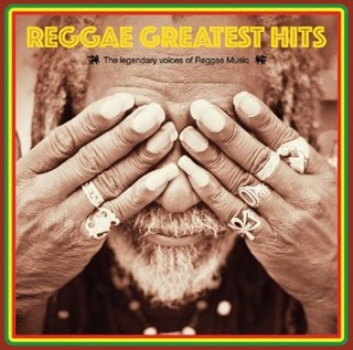 Reggae Greatest Hits: The Legendary Voices of Reggae Music