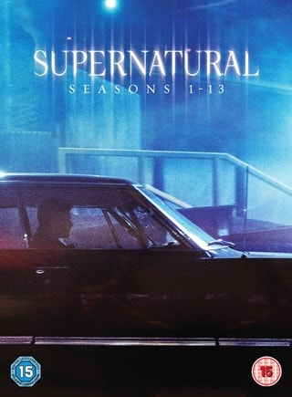 Supernatural: Seasons 1-13