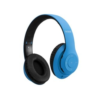 Roam Colours Blue Bluetooth Headphones (hmv Exclusive)