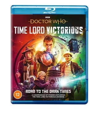 Doctor Who: Time Lord Victorious - Road to the Dark Times