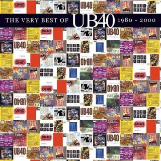 The Very Best of UB40: 1980-2000