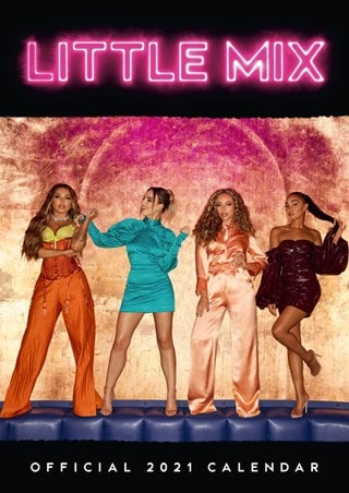 Little Mix: A3 2021 Calendar