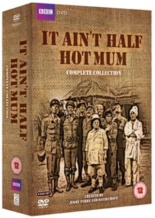 It Ain't Half Hot Mum: Series 1-8