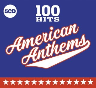 100 Hits: American Anthems