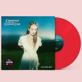 Chemtrails Over the Country Club (hmv Exclusive) Red Vinyl