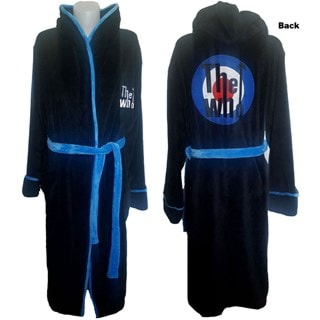 The Who: Target Logo Bathrobe