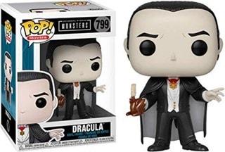 Dracula (799): Universal Monsters Pop Vinyl