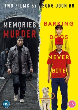 Memories of Murder/Barking Dogs Never Bite