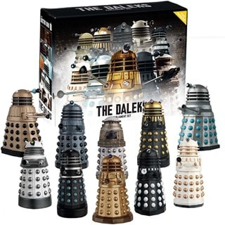 Dalek Parliament: Doctor Who Figurine Set 1: Hero Collector