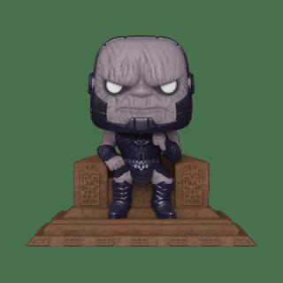 Darkseid on Throne: Justice League Snyder Cut: DC Deluxe Pop Vinyl