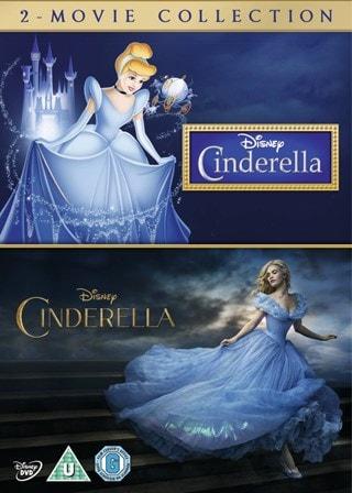 Cinderella: 2-movie Collection