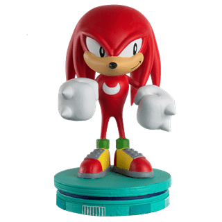 Knuckles: Sonic Figurine: Hero Collector