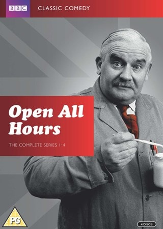 Open All Hours: The Complete Series 1-4 (hmv Exclusive)