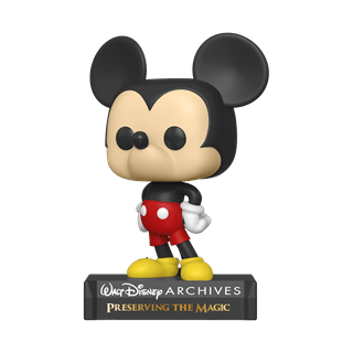 Mickey Mouse (801) Archives Pop Vinyl