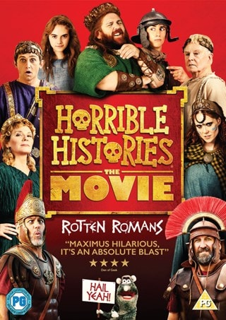 Horrible Histories the Movie - Rotten Romans