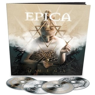 Omega - Limited Edition 4CD Earbook